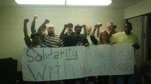 Justice for Terrance Franklin Committee in the Twin Cities is in Solidarity with the Hunger Strikers