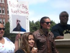 Photo from rally