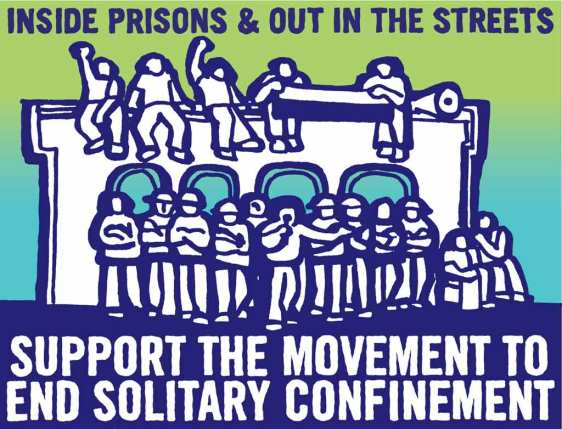 Support the Prisoner-led Movement to End Long-Term Solitary Confinement! @ State Capitol | Sacramento | California | United States