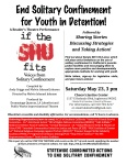 May23 LA- flyer-If the SHU fits, End Youth Solitary Confinement
